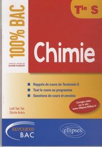 Lotfi Tak-Tak et Cécile Aubry-Cyr - Chimie Tle S.