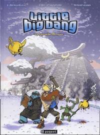 Lôthelier et  Tib-Gordon - Little Big Bang Tome 1 : La dynastie Monkyz.