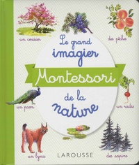 Lotie - Le grand imagier Montessori de la nature.