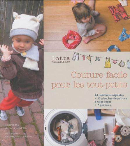 Lotta Jansdotter et Meiko Takechi - Couture facile pour les tout petits.