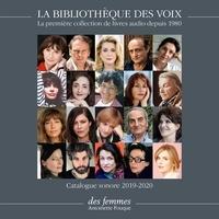 Lou Andreas-Salomé et Honoré de Balzac - Catalogue sonore La Bibliothèque des Voix 2019-2020.
