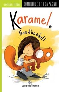Lou Beauchesne et Lucile Danis Drouot - Karamel  : Nom d'un chat !.
