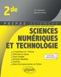 Lou Chalmain et Quentin Fortier - Sciences numériques et technologie 2de.