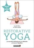 Lou de Vitry et Marie Guyot - Restorative yoga.