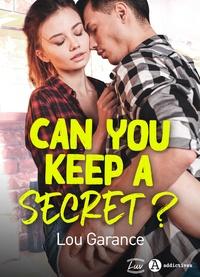 Lou Garance - Can You Keep a Secret ? (teaser).