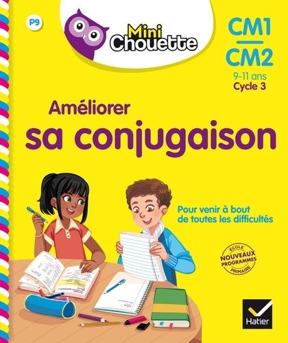 Lou Lecacheur - Améliorer sa conjugaison CM1-CM2 Cycle 3 - 9-11 ans.