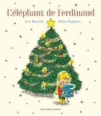 Lou Peacock et Helen Stephens - L'éléphant de Ferdinand.