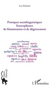 Cjtaboo.be Pratiques sociolinguistiques francophones de féminisation et de dégenrement Image