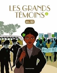 Louis Alloing et Aurélie Abolivier - Les grands témoins en BD Tome 2 : .