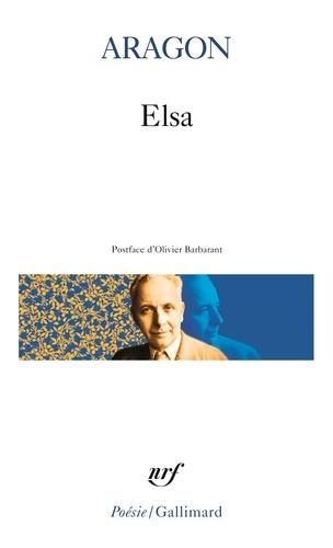 Louis Aragon - Elsa.