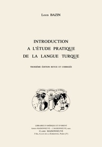 Introduction à létude pratique de la langue turque, 3ème édition.pdf