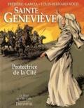 Louis-Bernard Koch et Frédéric Garcia - Sainte Geneviève - Protectrice de la Cité.