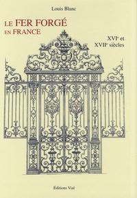 Le fer forgé en France - XVIe-XVIIe siècles.pdf