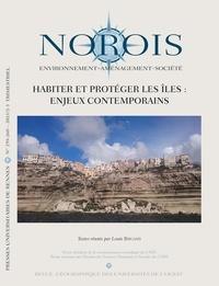 Louis Brigand - Habiter et protéger les îles - Enjeux contemporains.