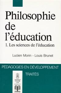 Louis Brunet et Lucien Morin - .