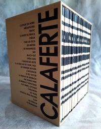 Louis Calaferte - Coffret theatre louis calaferte - post/replica.