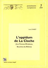 Louis Chabot - L'oppidum de La Cloche (Les Pennes-Mirabeau, Bouches-du-Rhône).
