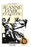 Louis Champion - Jeanne d'Arc écuyère.