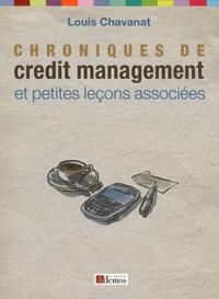 Louis Chavanat - Chroniques de crédit management et petites leçons associées.
