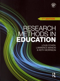 Louis Cohen et Lawrence Manion - Research Methods in Education.