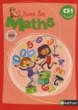 Louis Corrieu - Vivre les Maths CE1 - Programmes 2008.