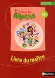 Louis Corrieu - Vivre les maths CE1 - Livre du maître, programme 2008.