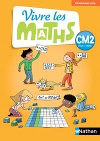 Louis Corrieu - Vivre les maths CM2.
