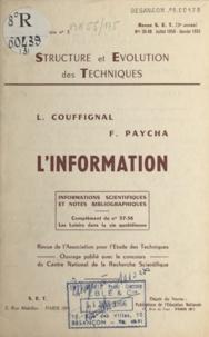 Louis Couffignal et François Paycha - L'information.