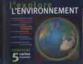 Louis Courteau - J'explore l'environnement.