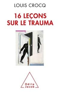 Alixetmika.fr Seize leçons sur le trauma Image
