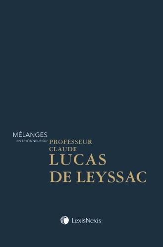Louis d' Avout et Alain Bénabent - Mélanges en l'honneur du Professeur Claude Lucas de Leyssac.