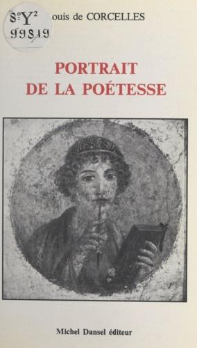 Portrait de la poétesse