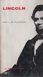 Louis de Villefosse - Lincoln.