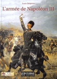 Louis Delpérier - L'armée de Napoléon III.