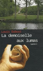 Louis Dubost - La demoiselle aux lumas.