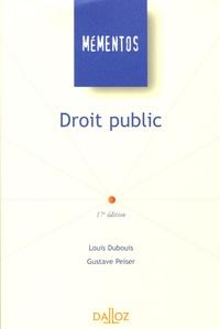 Deedr.fr Droit public Image