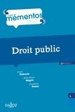 Louis Dubouis et Jean-Paul Negrin - Droit public.