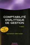 Louis Dubrulle et Didier Jourdain - Comptabilité analytique de gestion.