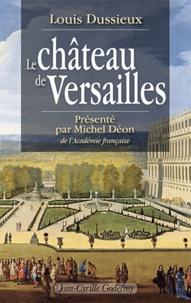 Deedr.fr Le Château de Versailles Image