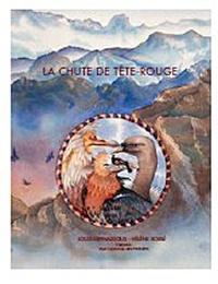Louis Espinassous - La chute de Tête-Rouge.
