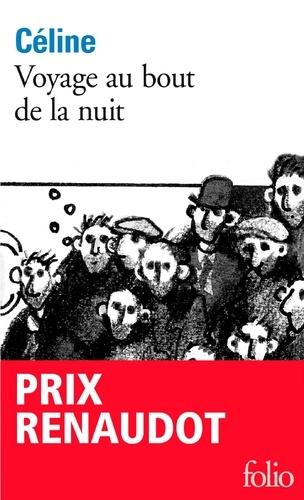Voyage au bout de la nuit - Louis-Ferdinand Céline - Format ePub - 9782072446894 - 9,99 €