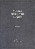 Louis-Ferdinand Céline - Voyage au bout de la nuit - Manuscrit - 2e tirage, édition limitée numérotée.