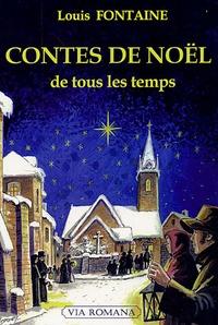 Louis Fontaine - Contes de Noël - De tous les temps.