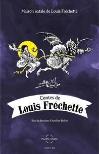 Louis Fréchette et Aurélien Boivin - Contes de Louis Fréchette.
