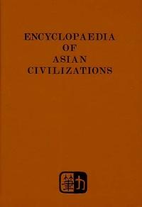 Louis Frédéric - Encyclopaedia of Asian Civilizations - Volume 8, S.