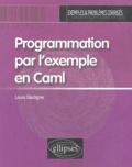 Louis Gacôgne - Programmation par l'exemple en Caml.