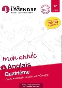 Louis-Georges Duval et Véronique Robert - Anglais 4e - Cours, méthode, exercices, corrigés.