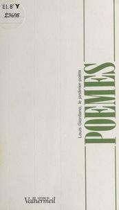 Louis Giordano - 1990 : L'année Van Gogh - Poèmes.