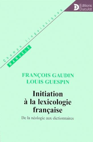 Louis Guespin et François Gaudin - .