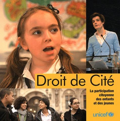 Louis Guinamard - Droit de Cité - La participation citoyenne des enfants et des jeunes.